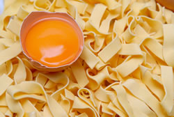 Pasta Made in Italy all'uovo
